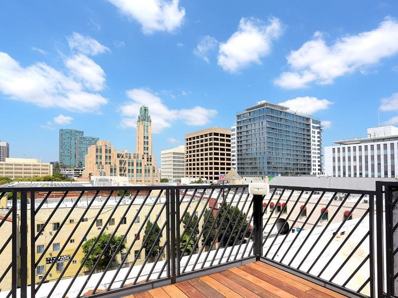 Rooftop Lounge | The Kodo Apartments