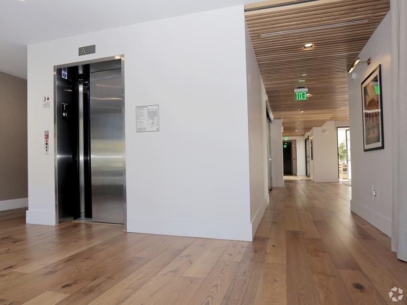 Elevator | The Kodo Apartments