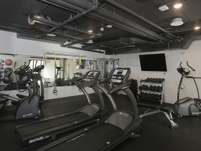 Fitness Center | The Kodo Apartments