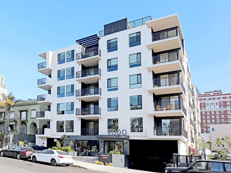 Exterior | The Kodo Apartments