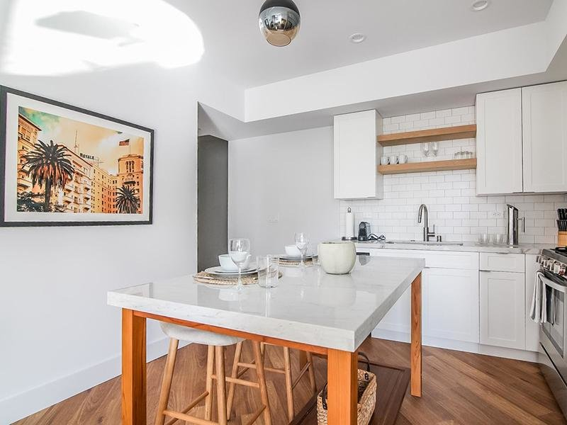 Dining Area | The Kodo Apartments