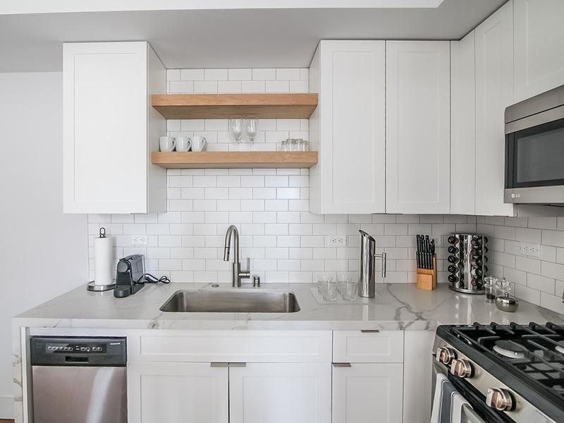 Kitchen | The Kodo Apartments