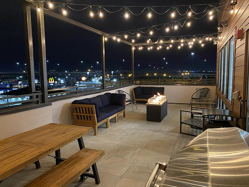 Resident Lounge | @2100 Apartments