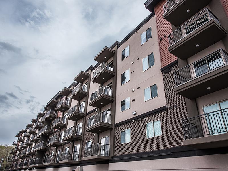 Balcony | 2100 Apartments