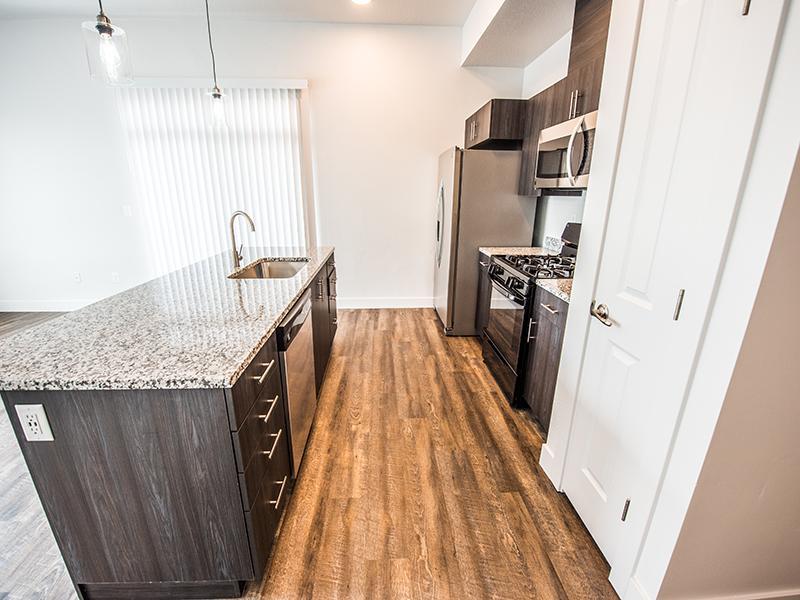 Kitchen | 2100 Apartments