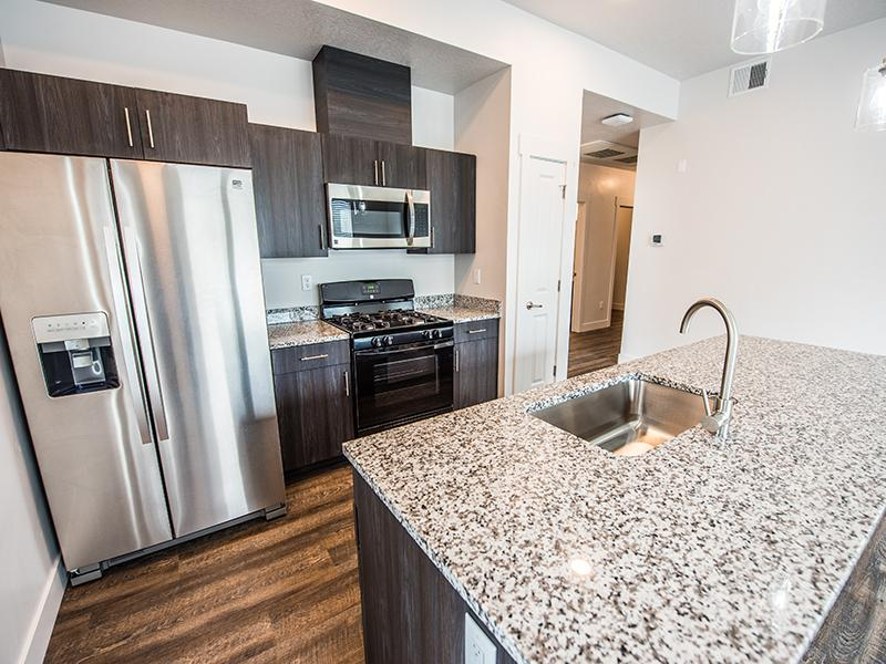 Fully Equipped Kitchen | 2100 Apartments