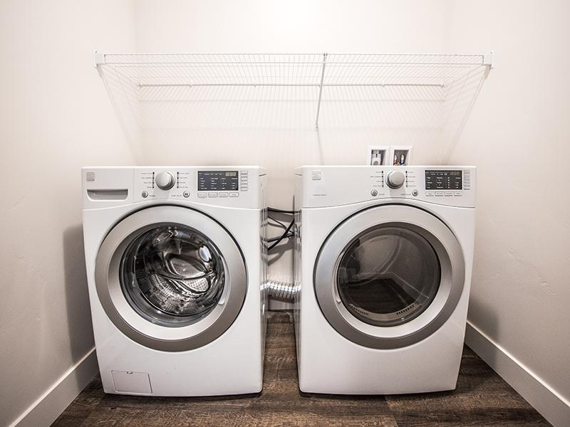 Washer & Dryer | 2100 Apartments