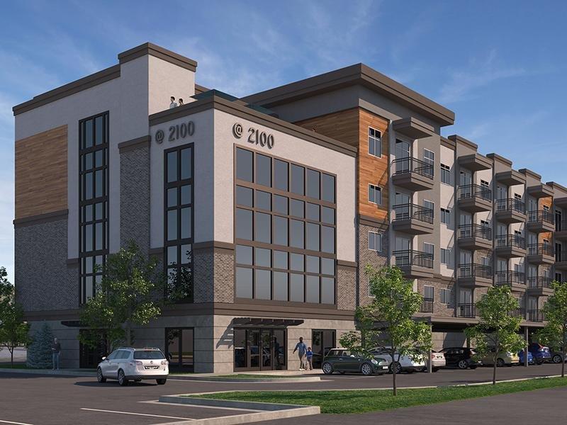 Building | 2100 Apartments