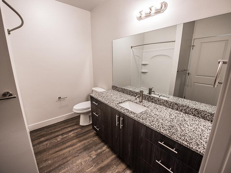 Bathroom | 2100 Apartments