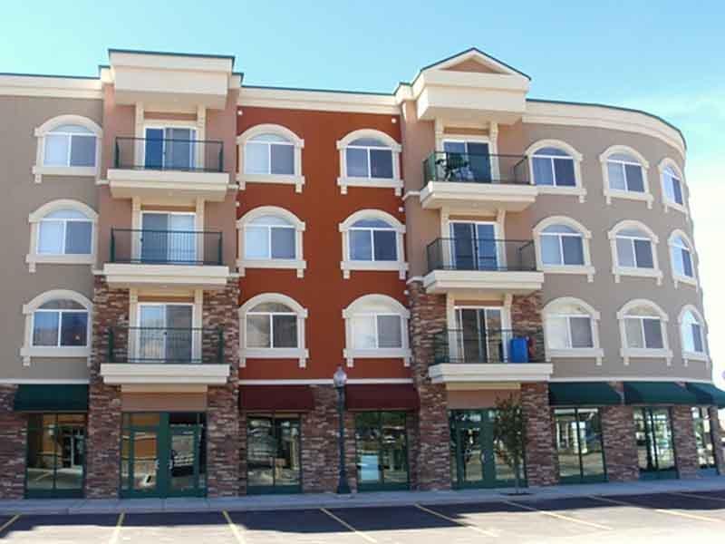 Exterior | Senior Apartments in Bountiful, UT