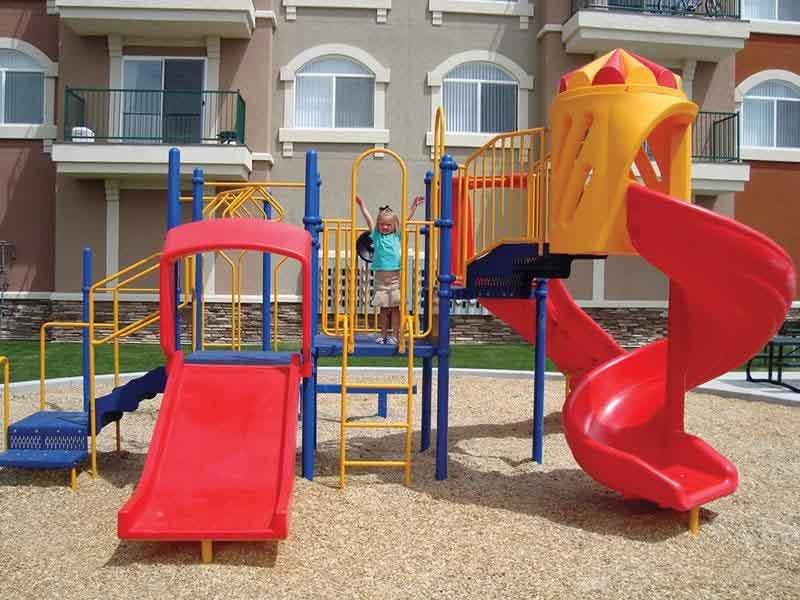 Playground | Village on Main Street Senior in Bountiful, UT