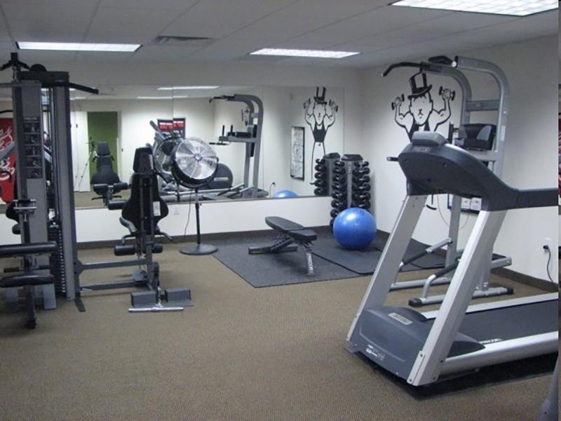 Gym | Village on Main Street Senior Apartments in Bountiful
