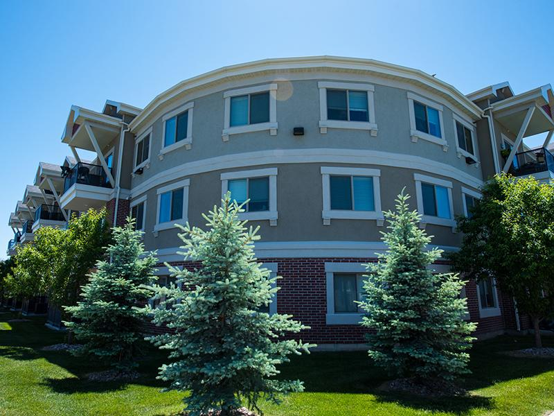 Exterior | Wasatch Pointe