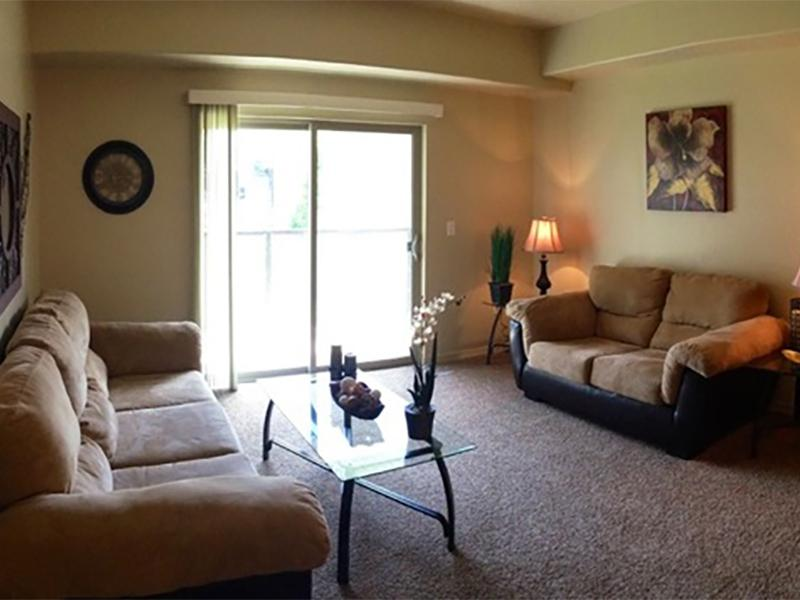 Living Room | Wasatch Pointe Senior