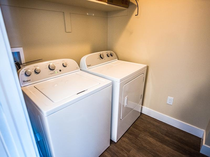 Washer & Dryer | The Cove at Overlake
