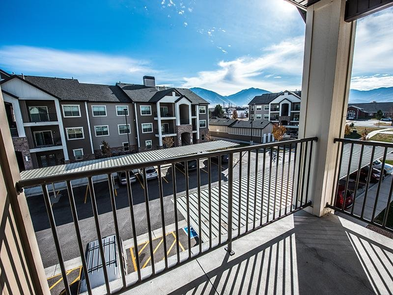 Balcony View | The Cove at Overlake