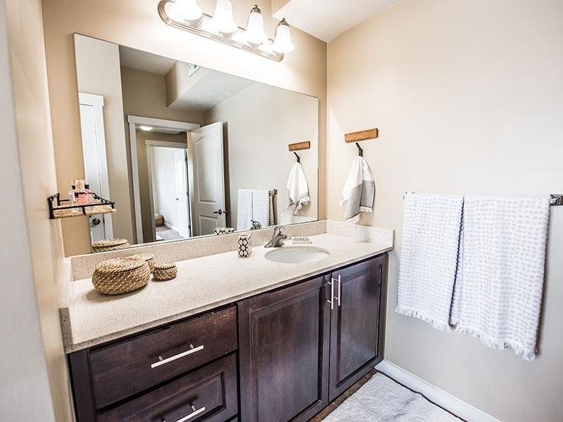 Bathroom  | The Cove at Overlake