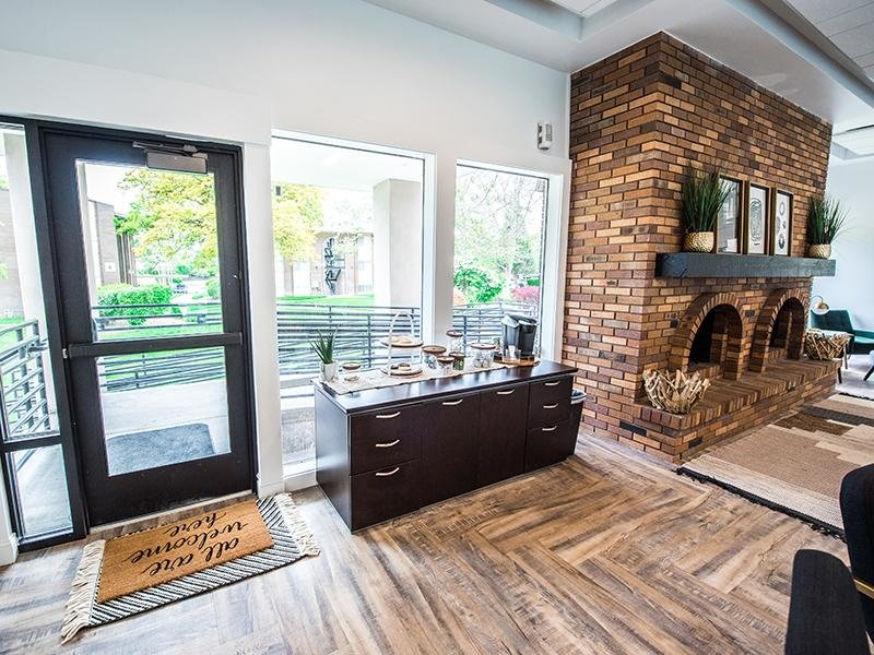 Cherry Hill Apartment Features