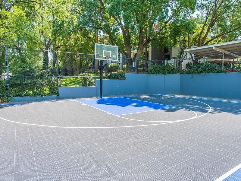 Community Basketball Court | Miller Estates Apartments