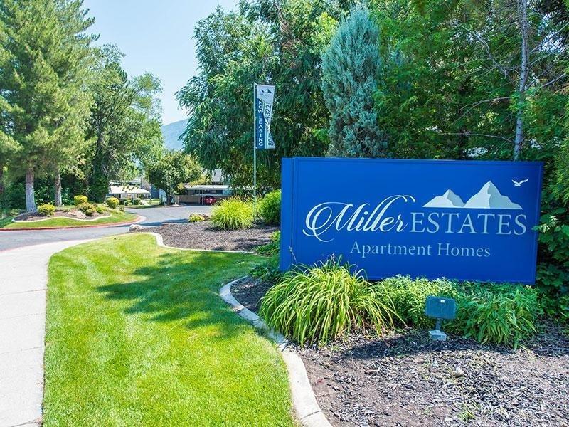 Miller Estates Apartments in Murray, UT