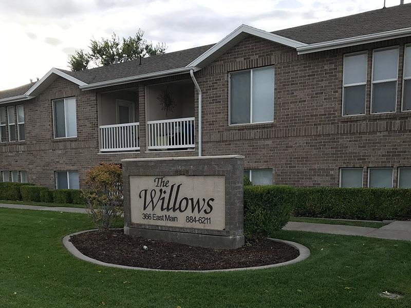 The Willows Apartment Features