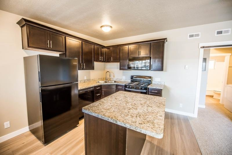 Fully Equipped Kitchen | The Linq