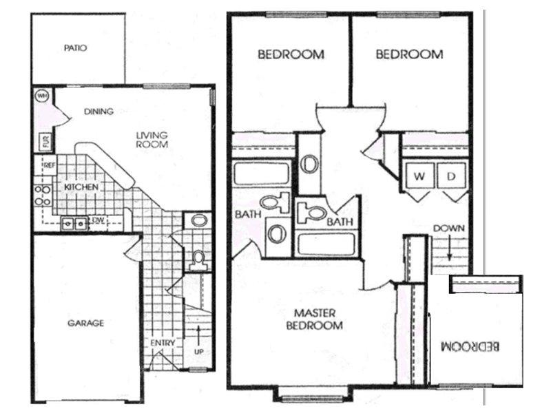 4 Bedroom 2.5 Bathroom in West Valley City, UT