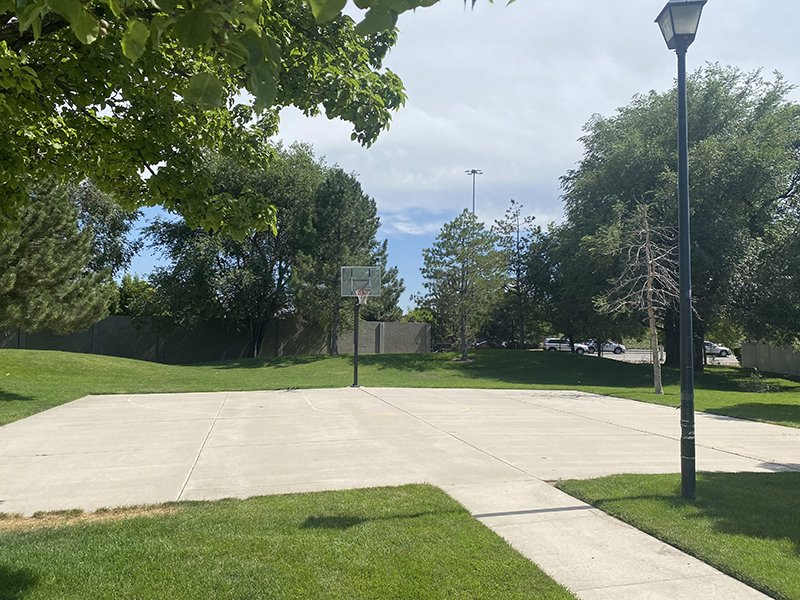 Basketball Court | Westland Cove Apartments in West Valley City, UT