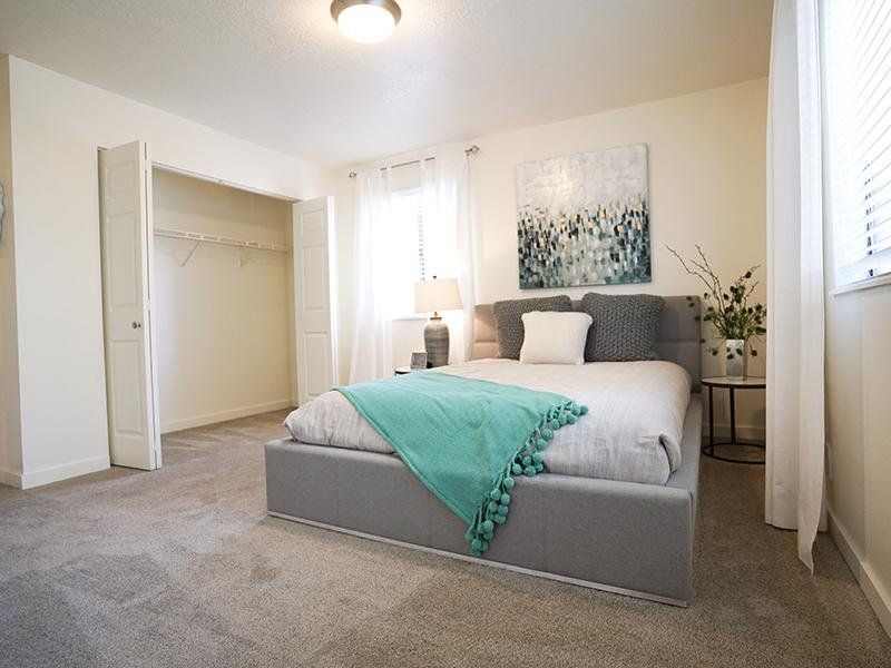 Bedroom | Goldstone Place Apts