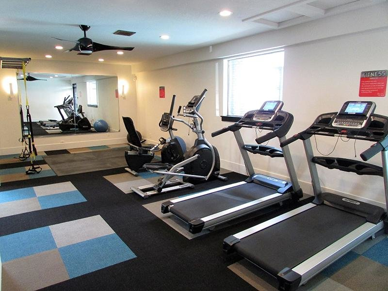 Fitness Center | Apartments in Clearfield, UT