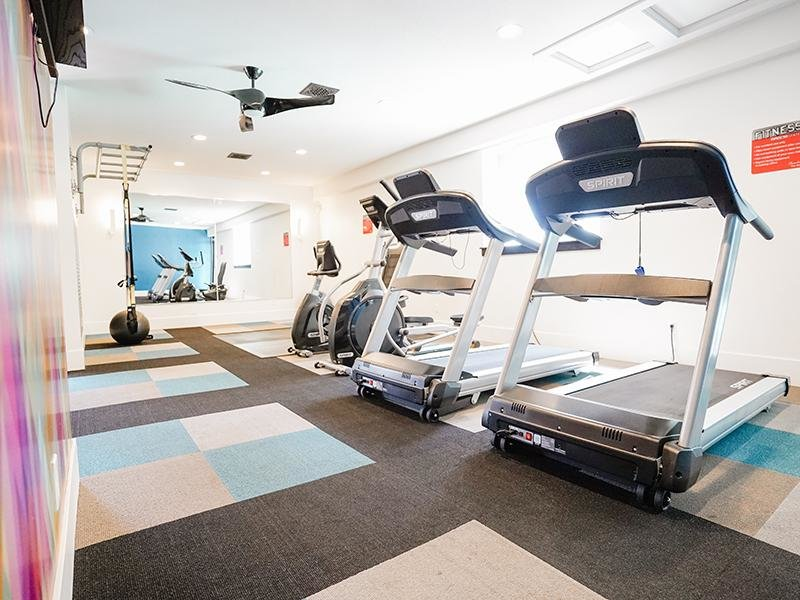 Fitness Center | Goldstone Place Apts