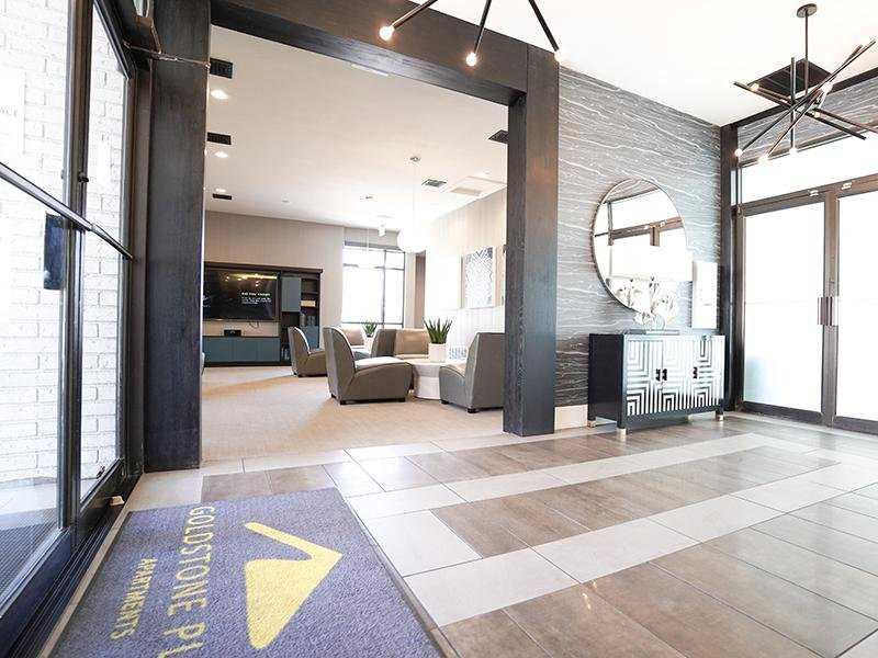 Entry | Goldstone Place Apts