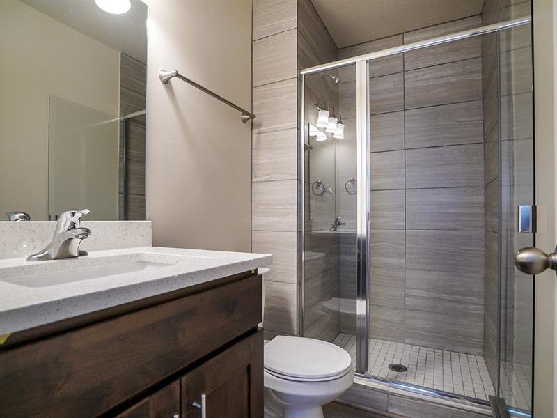 Master Bathroom | Harrison Pointe Apartments