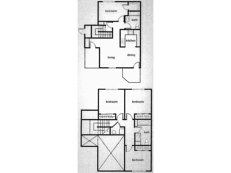 4 Bedroom 2 Bathroom in Caldwell, ID