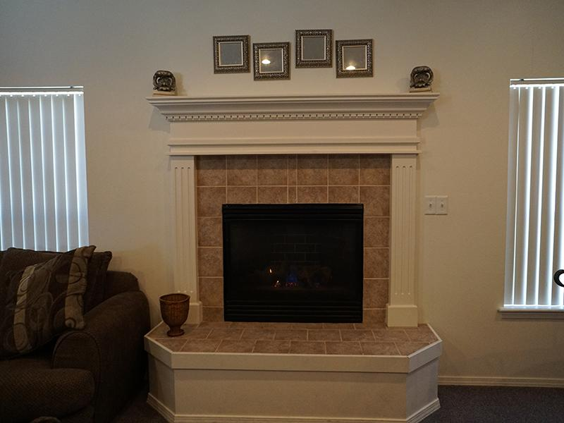 Fireplace | Ashton Place