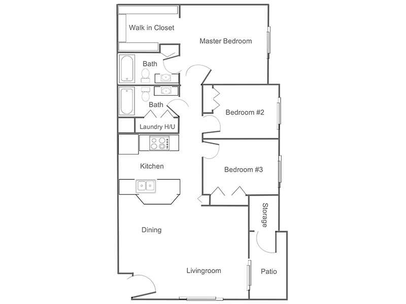 3 Bedroom 2 Bathroom in Mountain Home, ID