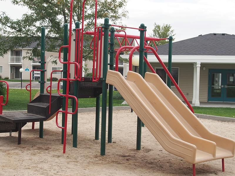 Playground | Northparke Apartments