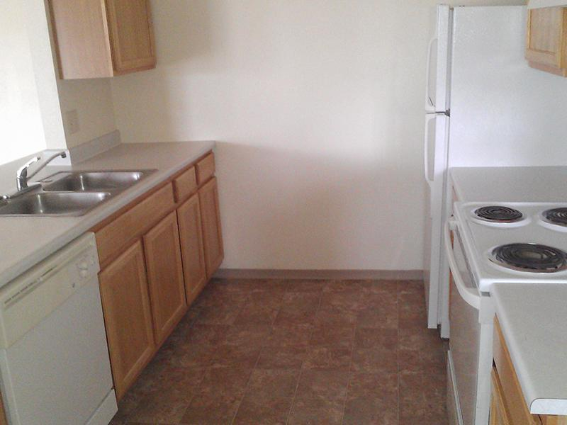 Northparke Apartments Kitchen & Appliances