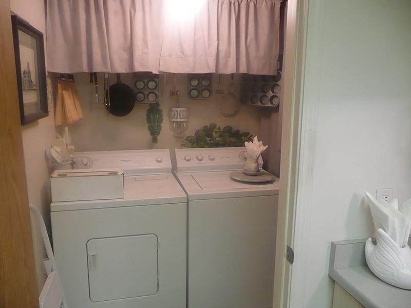 Washer & Dryer | Meridian Heights