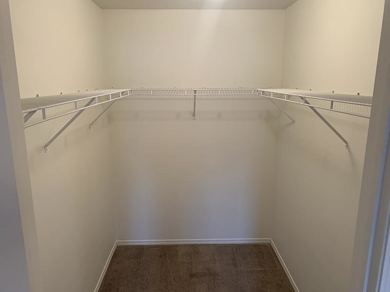 Closet Space | Meridian Heights in Sandy, UT