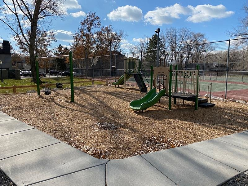 Playground | River Park Commons in Murray, UT