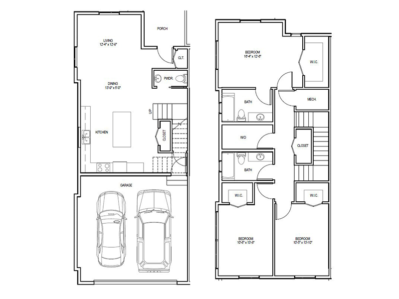 3 Bedroom 2.5 Bathroom in Salt Lake City, UT