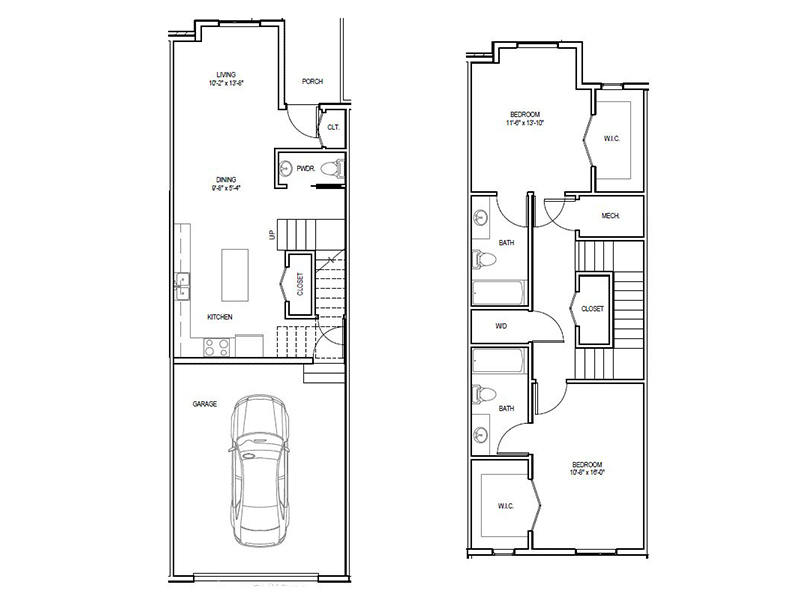 2 Bedroom 2.5 Bathroom in Salt Lake City, UT