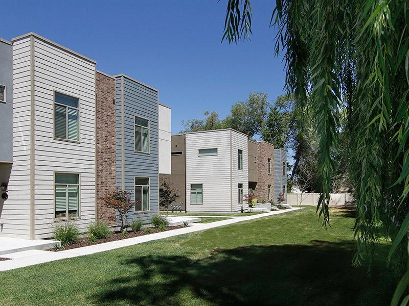Exterior | Apartments in Salt Lake City, Ut