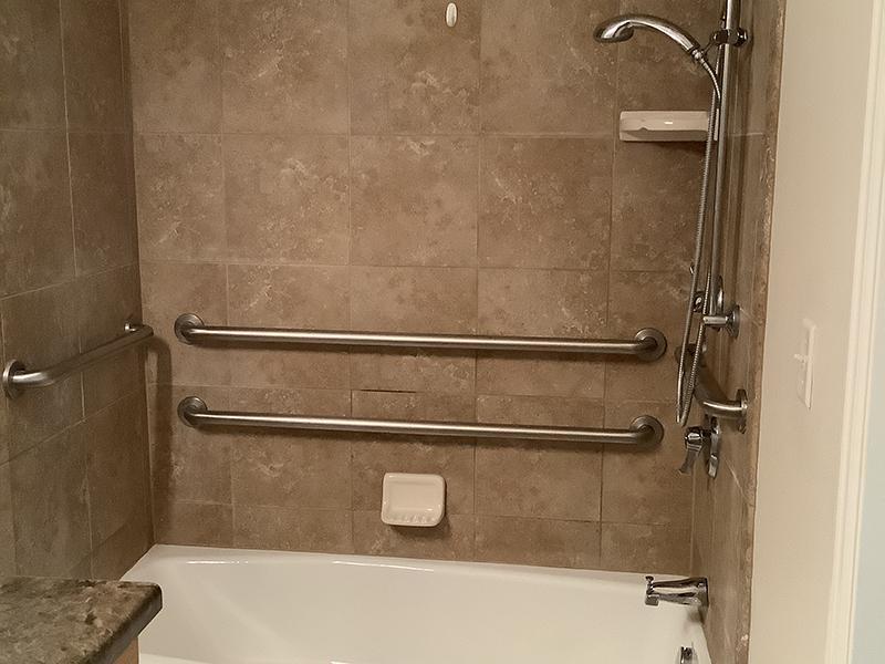 Tub & Shower | South Fork