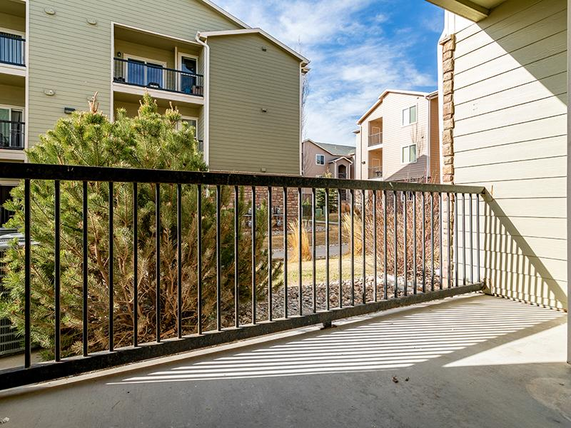 View | South Fork Apartments