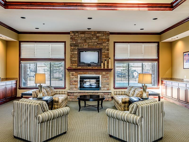Clubhouse Exterior | South Fork Apartments