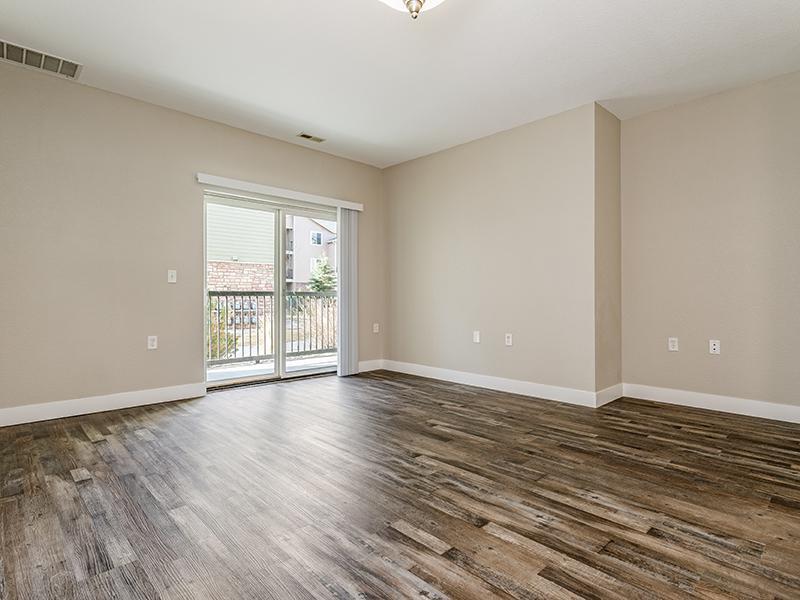 Open Floorplan Design | South Fork Apartments