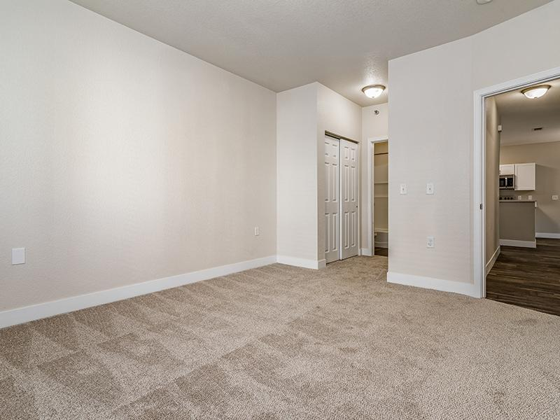 Bedroom | South Fork Apartments