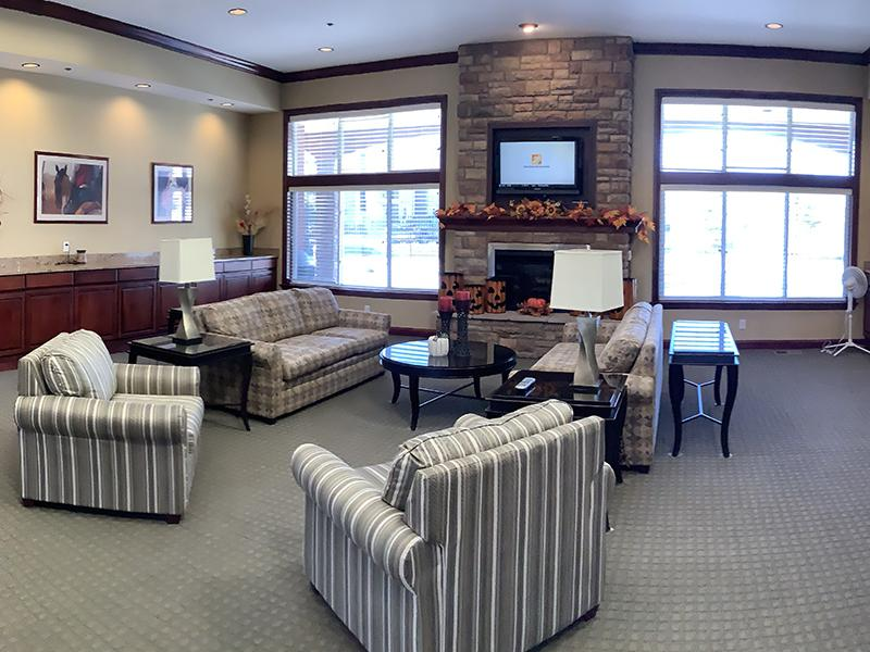Clubhouse Interior | South Fork